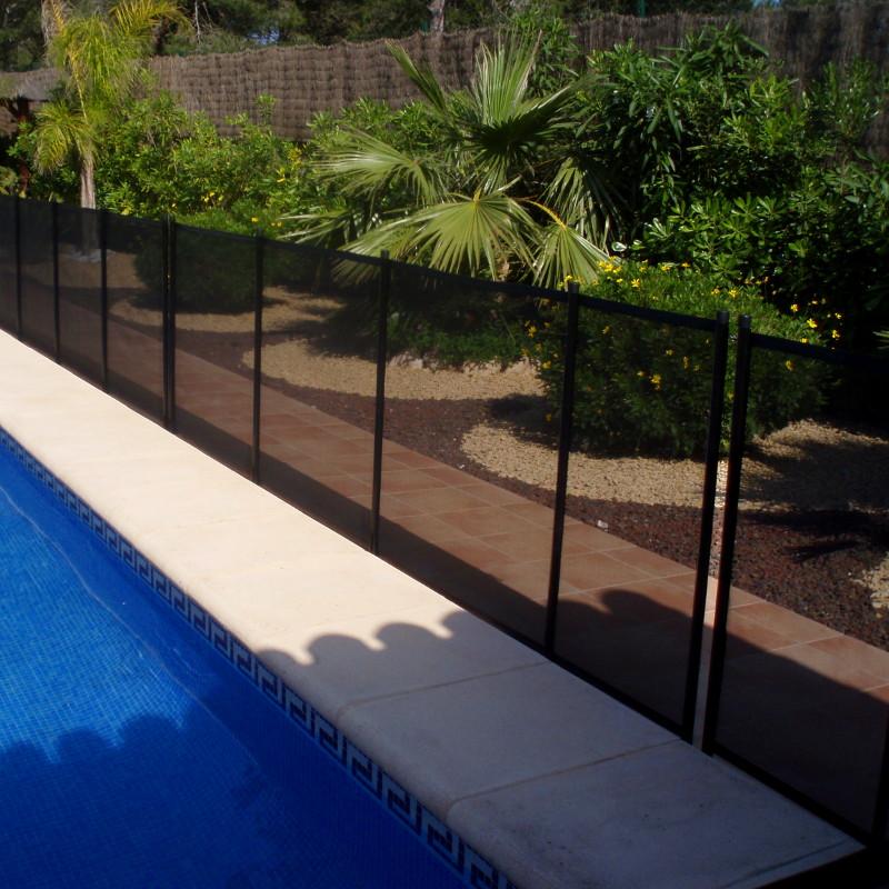 Vallas para piscinas aguaspan todas las caracter sticas for Piscinas para perros baratas